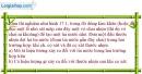 Bài 17.3 trang 36 SBT Vật lí 7