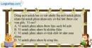 Bài 17.7 trang 37 SBT Vật lí 7