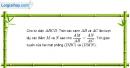 Bài 2.11 trang 67 SBT hình học 11