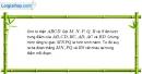 Bài 2.13 trang 68 SBT hình học 11