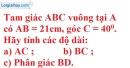 Bài 53 trang 113 SBT toán 9 tập 1