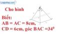 Bài 54 trang 113 SBT toán 9 tập 1