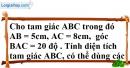 Bài 55 trang 114 SBT toán 9 tập 1