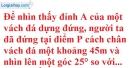 Bài 58 trang 114 SBT toán 9 tập 1