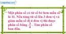 Bài 54 trang 15 SBT toán 8 tập 2