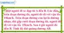 Bài 58 trang 15 SBT toán 8 tập 2