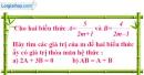 Bài 62 trang 16 SBT toán 8 tập 2