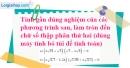 Bài 63 trang 16 SBT toán 8 tập 2