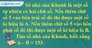 Bài 67 trang 17 SBT toán 8 tập 2