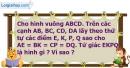 Bài 145 trang 98 SBT Toán 8 tập 1