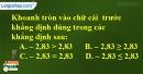 Bài 1.1 phần bài tập bổ sung trang 51 SBT toán 8 tập 2