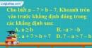 Bài 1.2 phần bài tập bổ sung trang 51 SBT toán 8 tập 2