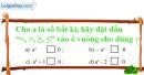 Bài 19 trang 52 SBT toán 8 tập 2