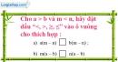 Bài 20 trang 52 SBT toán 8 tập 2