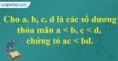 Bài 27 trang 53 SBT toán 8 tập 2
