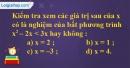 Bài 31 trang 54 SBT toán 8 tập 2