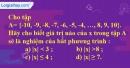 Bài 33 trang 54 SBT toán 8 tập 2