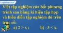 Bài 39 trang 55 SBT toán 8 tập 2
