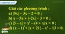 Bài 67 trang 60 SBT toán 8 tập 2