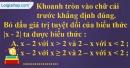 Bài 5.2 phần bài tập bổ sung trang 60 SBT toán 8 tập 2