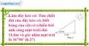 Bài 73 trang 117 SBT toán 9 tập 1