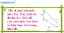 Bài 5.1 phần bài tập bổ sung trang 119 SBT toán 9 tập 1