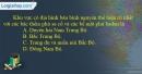 Câu 6 trang 12 SBT địa 12