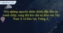 Câu 7 trang 25 SBT địa 11