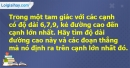 Bài 82 trang 120 SBT toán 9 tập 1