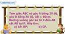 Bài 87 trang 120 SBT toán 9 tập 1