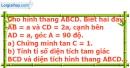 Bài 94 trang 122 SBT toán 9 tập 1