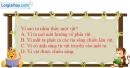 Bài 21.2 trang 48 SBT Vật lí 7