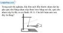 Bài 18.1 trang 38 SBT Vật lí 7