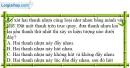Bài 18.5 trang 39 SBT Vật lí 7