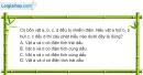 Bài 18.6 trang 39 SBT Vật lí 7