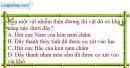 Bài 18.8 trang 39 SBT Vật lí 7