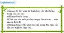 Bài 19.1 trang 41 SBT Vật lí 7