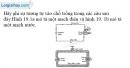 Bài 19.3 trang 41 SBT Vật lí 7