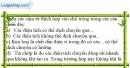 Bài 20.1 trang 44 SBT Vật lí 7