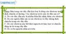 Bài 20.13 trang 46 SBT Vật lí 7