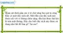 Bài 20.3 trang 44 SBT Vật lí 7