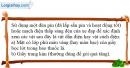 Bài 20.4 trang 44 SBT Vật lí 7