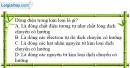 Bài 20.8 trang 45 SBT Vật lí 7