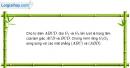 Bài 2.16 trang 71 SBT hình học 11