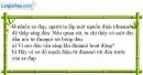 Bài 21.3 trang 49 SBT Vật lí 7