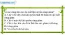 Bài 9.9 trang 31 SBT Vật lí 8