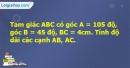 Bài I.1 phần bài tập bổ sung trang 123 SBT toán 9 tập 1