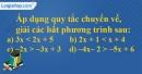 Bài 41 trang 56 SBT toán 8 tập 2