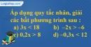 Bài 43 trang 56 SBT toán 8 tập 2