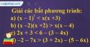 Bài 52 trang 57 SBT toán 8 tập 2